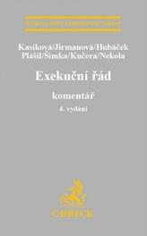 Exekuční řád 4. vydání