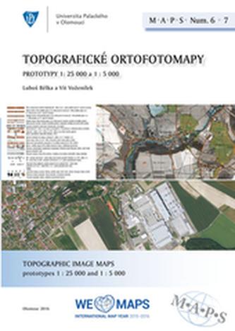 Topografické ortofotomapy M.A.P.S. 6, 7 soubor