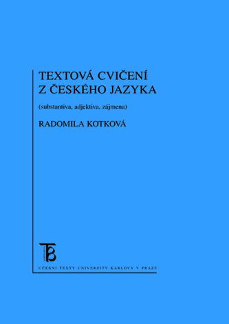 Textová cvičení z českého jazyka