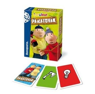 Postřehová hra PAMATOVÁK - Pat a Mat