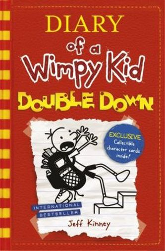 Diary of a Wimpy Kid 11 - Kinney Jeff