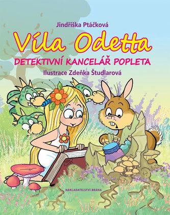 Víla Odetta - Detektivní agentura Popleta