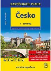Autoatlas Česko 1:100 000