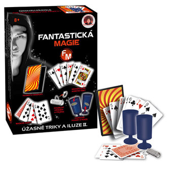 Sada kouzel – Fantastická Magie (triky a iluze II.) - neuveden