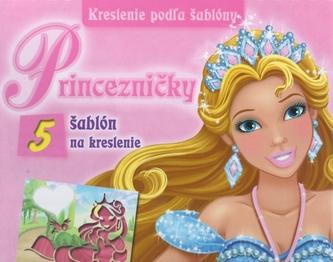 Princezničky- šablóny