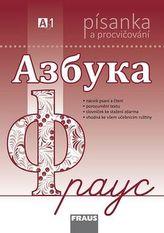 Azbuka Fraus - písanka a procvičování