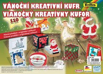 Vánoční kreativní kufr
