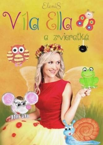 Víla Ella a Zvieratká - DVD