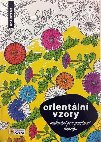 Orientální vzory - Malování pro pozitivní enegii - neuveden
