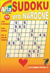 Sudoku speciál 15 pro nároční