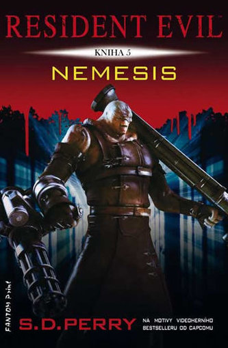 Resident Evil 5 - Nemesis - Perry S. D.