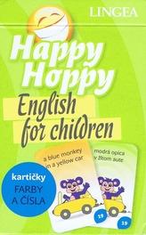 Happy Hoppy kartičky: Farby a čísla