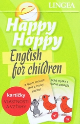 Happy Hoppy kartičky: Vlastnosti a vzťahy
