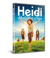Heidi, děvčátko z hor - DVD