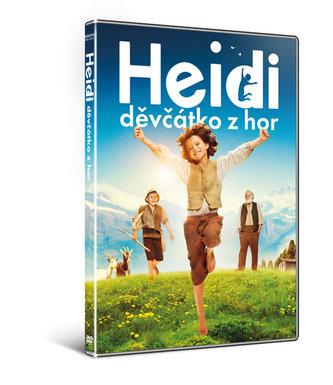 Heidi, děvčátko z hor - DVD - neuveden