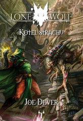 Lone Wolf 9 - Kotel strachu (gamebook)