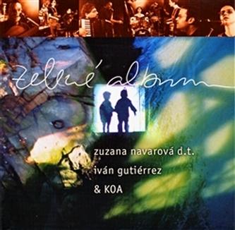 Zelené album - Zuzana Navarová