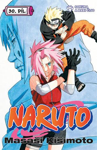 Naruto 30 - Sakura a Babi Čijo