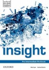 insight: Pre-Intermediate: Workbook