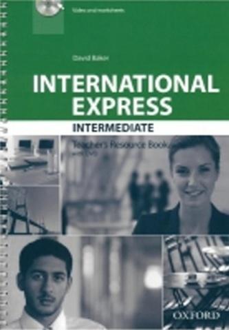 International Express Third Ed. Intermediate Teacher´s Resource Book with DVD