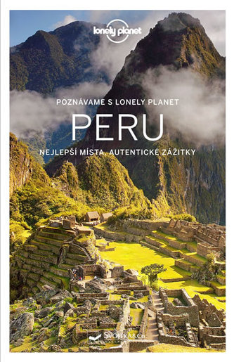 Peru - Lonely Planet - neuveden