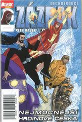 Blesk komiks 13 - Dechberoucí zázrak - Nejmocnější hrdinové 12/2016