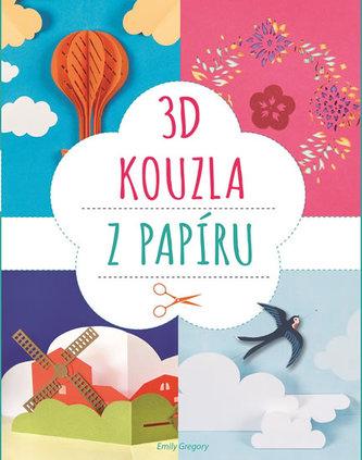 3D kouzla z papíru