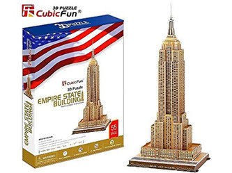 HM Studio - Puzzle 3D Empire State Building