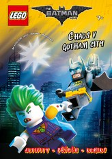 LEGO® Batman Chaos v Gotham City!