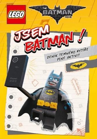 LEGO® Batman Jsem Batman! - Linda Perina