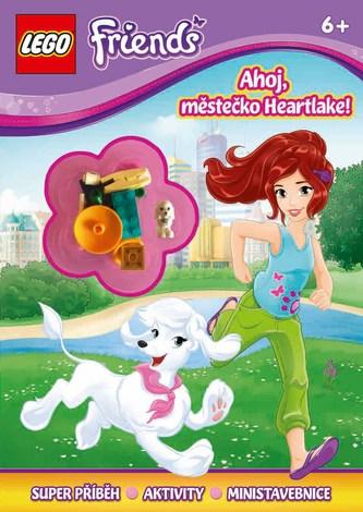LEGO® Friends Ahoj, městečko Heartlake! - Linda Perina