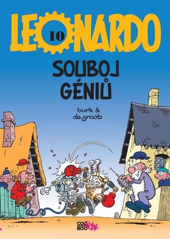 Leonardo 10 - Souboj géniů