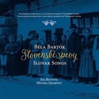 Slovenské spevy / Béla Bartók
