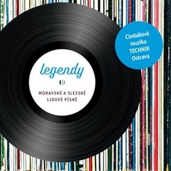 Legendy - Moravské a slezské lidové písně (2CD)