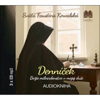 Denníček (audiokniha) - 3CD-ROM
