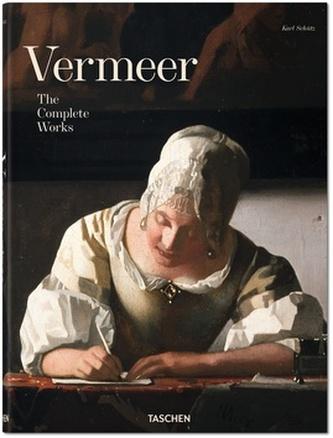 Jan Vermeer Complete Paintings