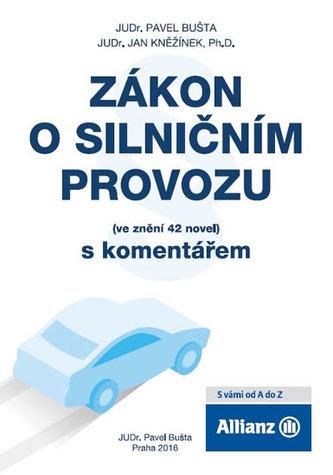 Zákon o silničním provozu (ve znění 42 novel) s komentářem