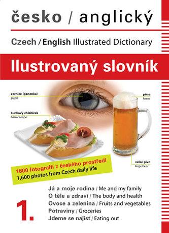 Česko-anglický ilustrovaný slovník 1.