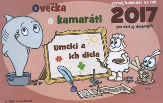 Ovečka a kamaráti 2017 ( Umelci a ich diela ) - Juraj Maták