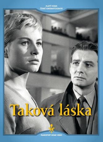 Taková láska - DVD (digipack) - neuveden