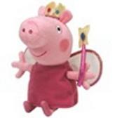 Plyš Beanie Babies Lic PEPPA PIG – Princezna