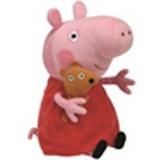 Plyš Beanie Babies Lic PEPPA PIG