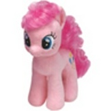 Plyš velká My little pony Lic růžová IE PIE