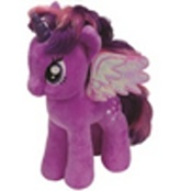 Plyš velká My little pony Lic TWILIGHT SPARKLE