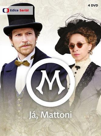 Edice České televize - Já, Mattoni - 4 DVD