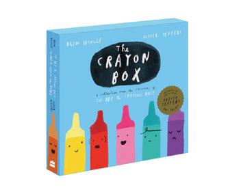 The Crayon Box - Daywalt Drew