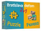 Bratislava deťom 2v1