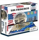 4D City Puzzle San Francisco