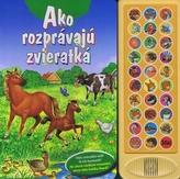 Ako rozprávajú zvieratá- zvuková knižka