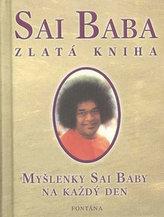 Zlatá kniha - Myšlenky Sai Baby na každý den